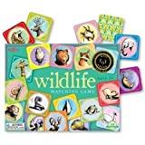 Eeboo Wildlife Matching Game