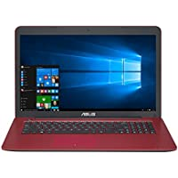 Asus R753 X756UA-BB31-RD 17.3 LCD Notebook - Intel Core i3 [6th Gen] i3-6100U Dual-core [2 Core] 2.30 GHz - 12 GB DDR4 SDRAM - 1