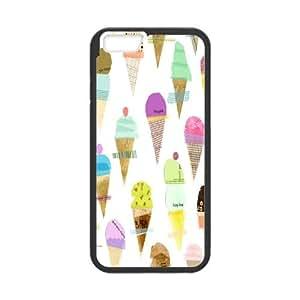 "YNACASE(TM) Ice cream Cheap Phone Case for iPhone6 Plus 5.5"",DIY Case with Ice cream"