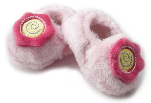 Gerber Baby-Girls Newborn Velboa Soft Bootie