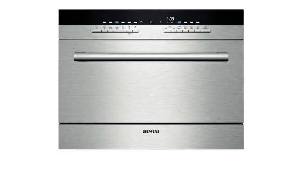 Siemens SK76M530EU lavavajilla Encimera 6 cubiertos A+ ...