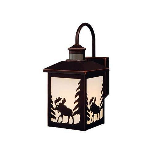 Vaxcel T0184 Yellowstone Smart Lighting Wall Light, 8