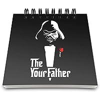 Bloco de Anotações The your father