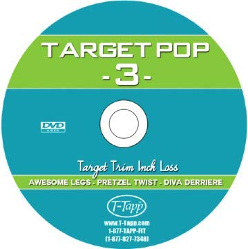 T-Tapp Target Pop 3 Target Trim Inch Loss