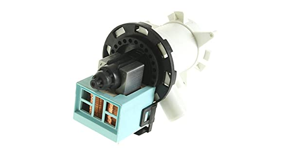 Amazon.com: SPARES2GO Bomba de desagüe para lavadoras Beko ...