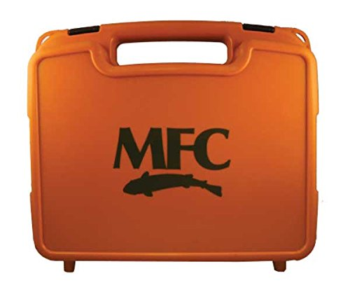 Fly Drift Boat Fishing - MFC Boat Box, Burnt Orange, Large Fly Foam