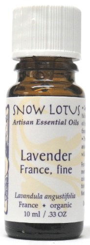 (Snow Lotus Lavender France Fine Essential Oil Organic 10ml)