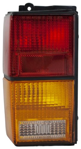 OE Replacement Jeep Cherokee/Wagoneer Driver Side Taillight Assembly (Partslink Number -