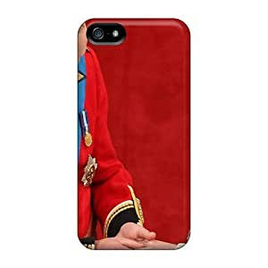 Excellent Design The Royal Wedding Prince William And Catherine Middleton 01 Case Cover For Iphone 5/5s