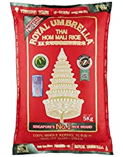 Royal Umbrella Thai Hom Mali Rice, 5kg