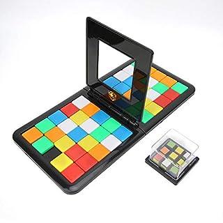 Liukouu Building Block,Educational Interaction Puzzle Jigsaw Desktop Toy Game for Children KidsToys Set Preschool Educational Toys for Kids Children Non-Toxic Eco-Friendly