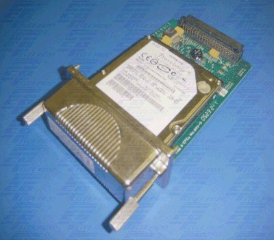 HP-GL/2 Formatter PC Board Hp DSJ 800 with HDD (C7769-60241)