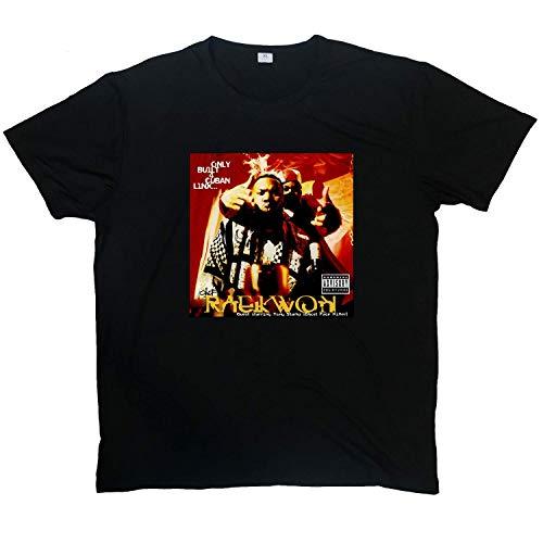 DWerner Raekwon - Only Built 4 Cuban Linx T-Shirt for Mens M Black
