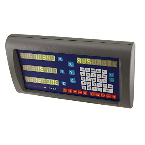 Easson 8A-3X 3 Axis Digital Readout Display Console