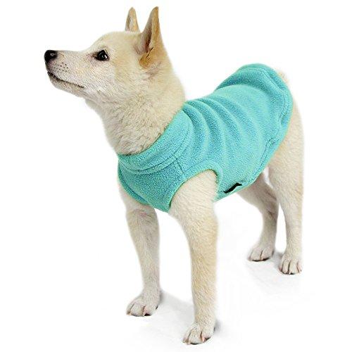 Pictures of Gooby - Stretch Fleece Vest Pullover Fleece Vest 5