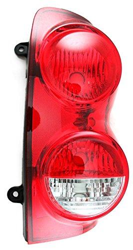 05 dodge durango rear lights - 4