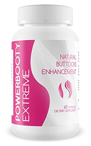 Power Booty Extreme Natural Buttocks Enhancement 60 -