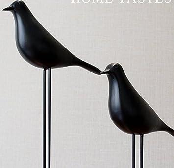 Tlue Tathtub 2 Amerikanischen Minimalistischen Skandinavischen Vogel  Kreative Verzierungen Wohnungseinrichtung Wohnzimmer Einrichtung, ...