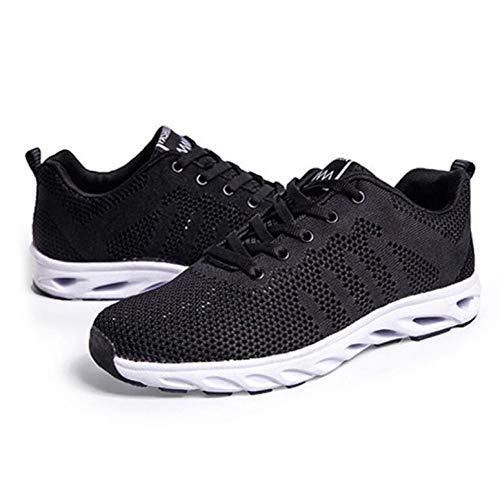 Allenatori Casual Black Maglia Leggera Da Per Sportiva Fitness Running Uomo Sneakers Atletica Ginnastica Scarpe TawdAdxF