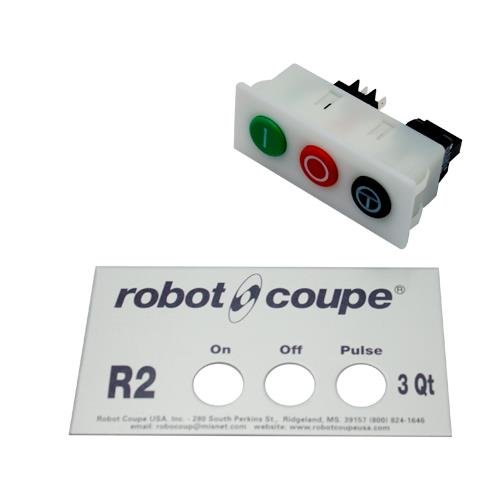 Robot Coupe 39106 Switch Assembly by Robot Coupe