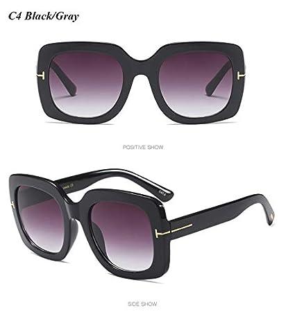 64dc78211b9 Kasuki Big Square Sunglasses Women Oversized Sun Glasses Men Vintage  Fashion Lady Eyeglasses Shades Brand Design