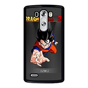 HD exquisite image for LG G3 Cell Phone Case Black goku dragon ball z MAI0665851