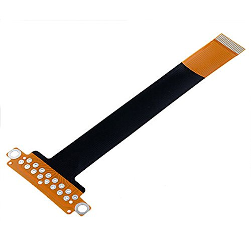 Generic 18pin Car Audio FFC Ribbon Cable for Clarion Autoradio Mp3 Dx Series ()