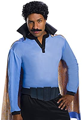 Men's Star Wars Classic Lando Calrissian Wig and Mustache