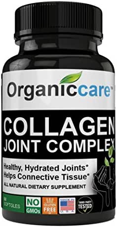Multi Collagen Peptides Pills - Hydrolyzed Type I, II, III Pure & Clean, Anti Aging Joint Formula - Support Skin Elasticity - Boost Hair, Nails, Bone Health Vitamin