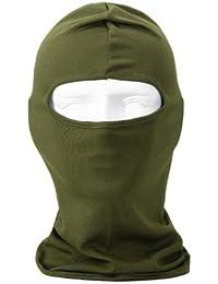 Candy Color Ultra Thin Ski Face Mask Great Under A Bike Warm Balaclava Hood