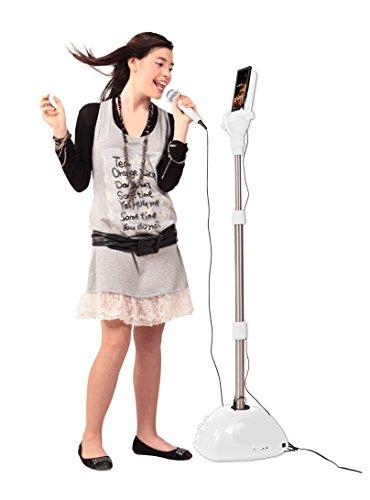 Lexibook Karaoke Micro Star 2, 32W, sound and voice effects, black / gray, K8010 by LEXiBOOK (Image #1)