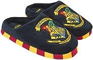 Vanilla Underground Harry Potter Hogwarts Crest Kid's Slippers B