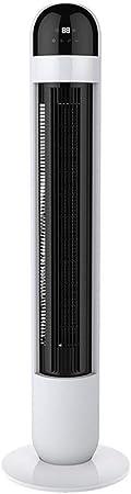 Opinión sobre JIANXIN Ventilador De Torre Oscilante, Control Remoto Inteligente Silencioso Vertical, Ahorro De Energía, 330 * 330 * 1150mm