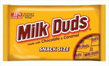 **Milk Duds Snack Size Chocolate&Caramel Candies 9.3 oz