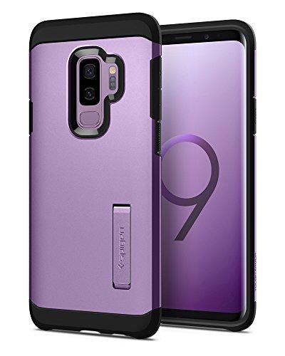 Spigen Tough Armor Designed for Samsung Galaxy S9 Plus Case (2018) – Lilac Purple