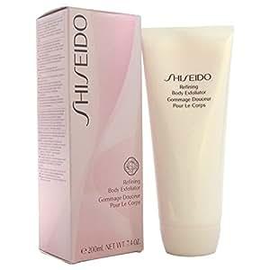 Shiseido Refining Body Exfoliator for Women, 7.4 Ounce