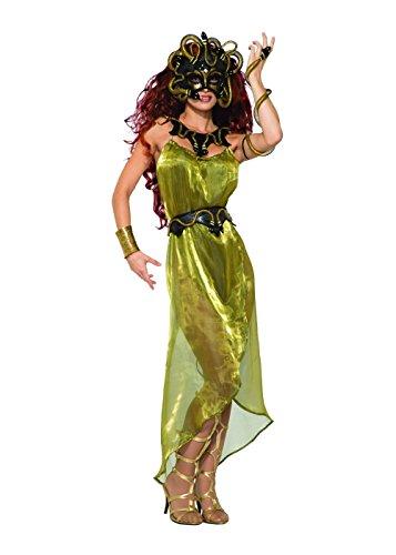 Medusa Mask Adult Costume Accessory ()