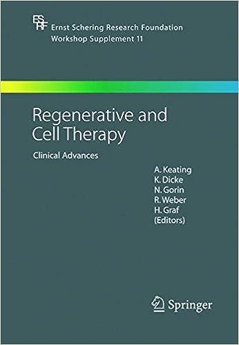 Cellular Therapy (Ernst Schering Foundation Symposium Proceedings)