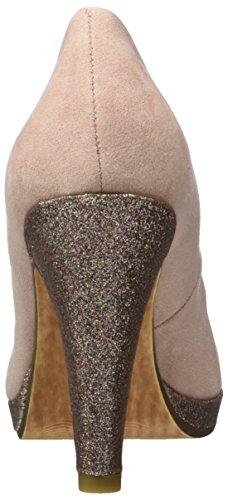 Marco Tozzi 22441, Zapatos de Tacón para Mujer Rosa (Rose Comb 596)