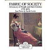 Fabric of Society, Jane Tozer and Sarah Levitt, 0312279515