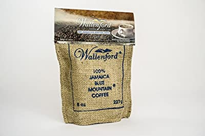 Roasted Peaberry Bean 100% Jamaica Blue Mountain