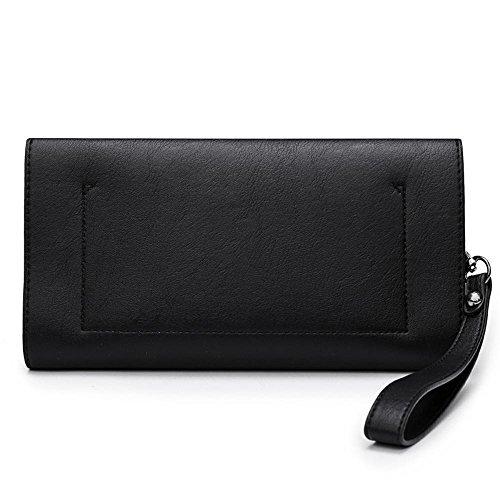 Aoligei Femelle version coréenne de la main de la chaîne avec un sac de mode tempérament femmes sac centaines poignet épaule B petit oblique AG A