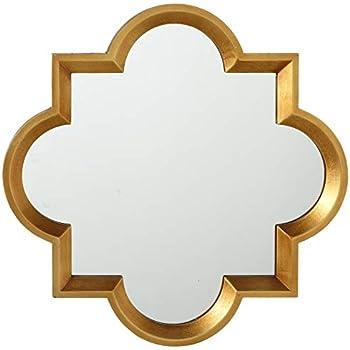 Amazon Com Uttermost 12862 Lourosa Mirror Gold Home