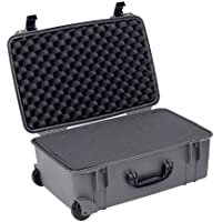 Seahorse SE920 Protective Wheeled Case with Foam (Gun Metal)