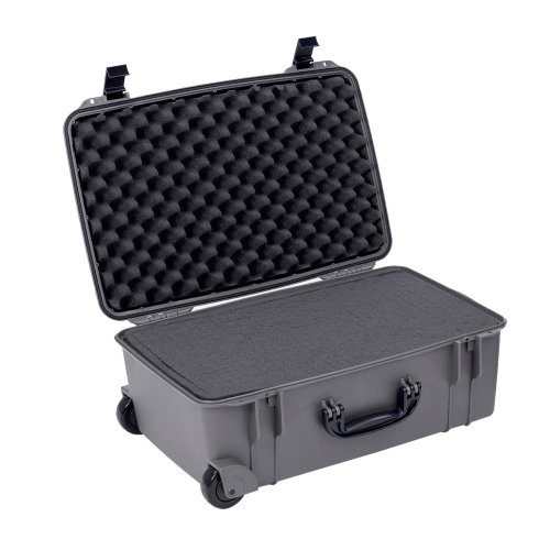 Seahorse 920F Protective Wheeled Case with - Large Hard Case
