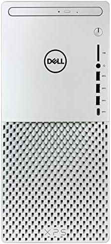 Dell_XPS 8940 Special Edition Desktop – 10th Gen Intel Core i9-10900K 10-Core up to 5.30 GHz CPU, 64GB DDR4 RAM, 1TB SSD + 1TB HDD, NVIDIA_GeForce RTX 2060 6GB GDDR6, DVD Burner, Windows 10 Pro, White