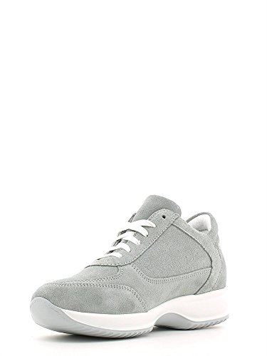 Gamuza 662001 gris Sneakers Blu Mujer Byblos wzqanI0