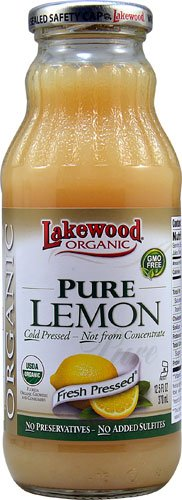Lakewood Organic Fruit Juice Lemon product image