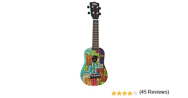 The Cavern Club CVUK1 The Wall - Juego de ukelele: Amazon.es ...