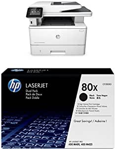 HP Laserjet Pro Mfp M 426 fdw Pack - Impresora + Pack de ahorro de ...